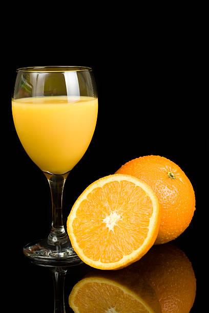 Fresh citrus fruitjuice stock photo