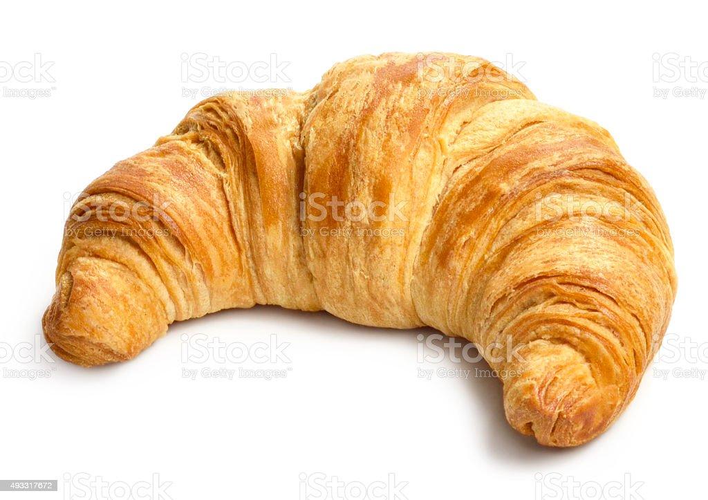 croissant freschi - foto stock