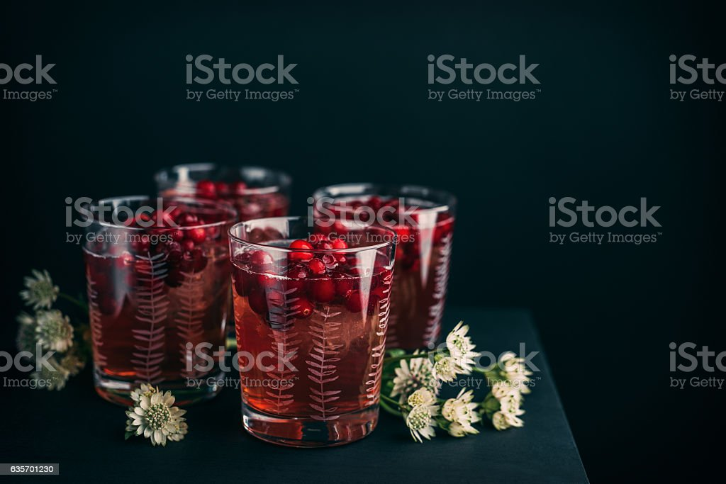 Fresh drinks cocktails lemonade royalty-free stock photo