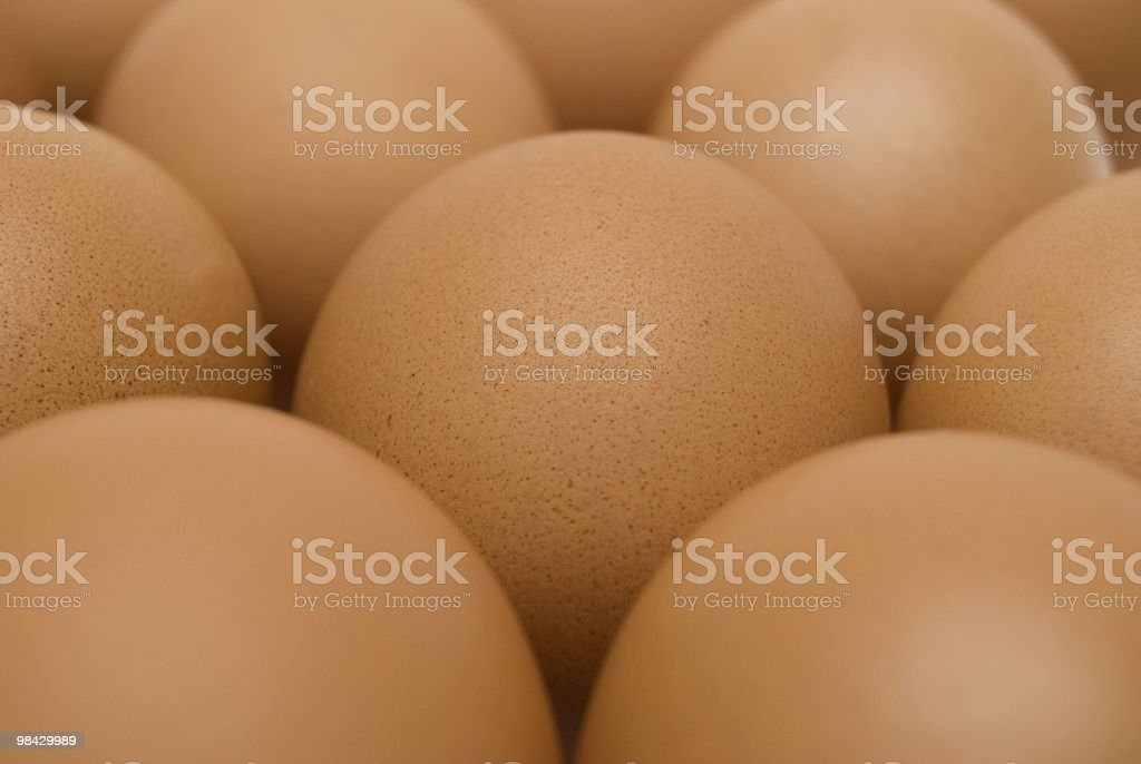 fresh eggs background royalty-free stock photo