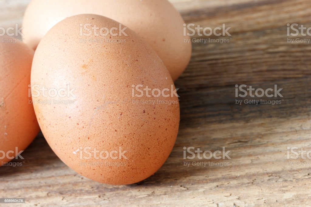 Fresh Eggs royalty-free stock photo
