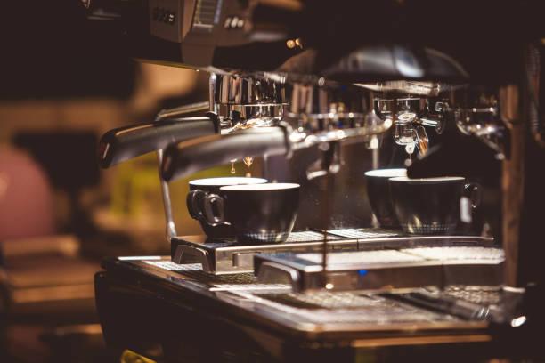 Frischer Espresso – Foto