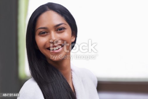 istock Fresh faced and beautiful 484191443