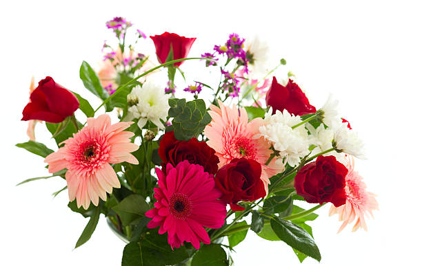 Fresh flower bouquet isolated on white picture id182762905?b=1&k=6&m=182762905&s=612x612&w=0&h=c v4gmj9y9xqnecomm5eqt9io0lizwjj8zhy tuacdw=