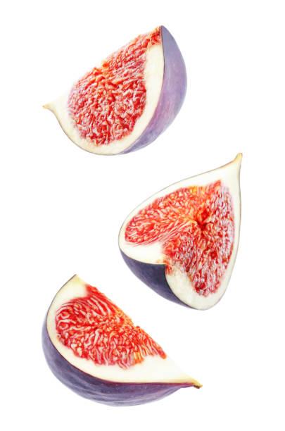 fruits frais de figues volantes - figue photos et images de collection