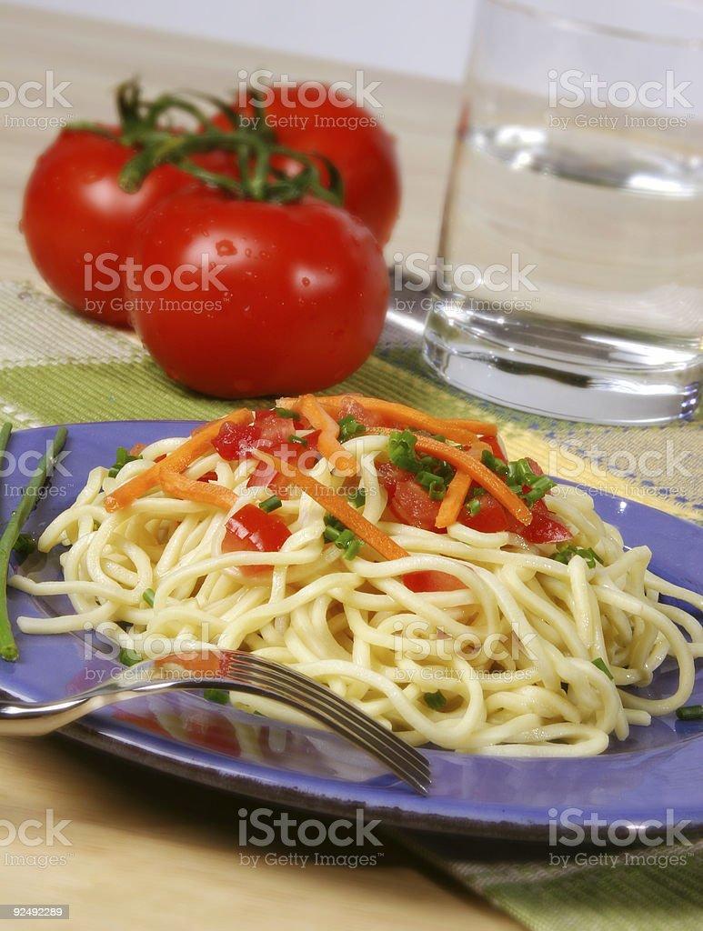 Fresh Food royalty-free stock photo