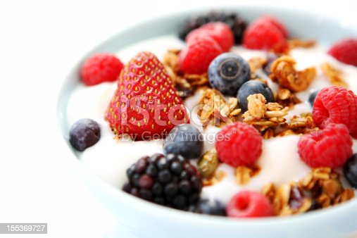 breakfast  with yogurt