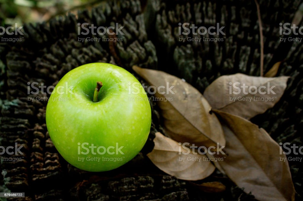 A Fresh Fruit on Wooden Background. 免版稅 stock photo