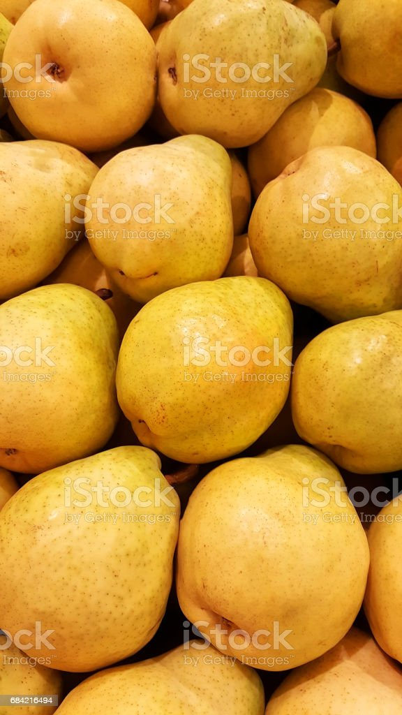 Fresh Fruit Pears royalty-free stock photo