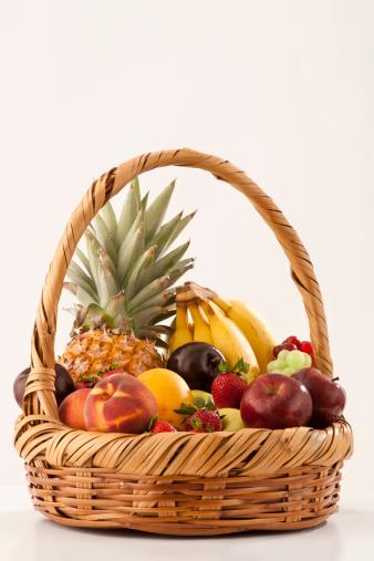 istock Fresh fruit 184289637