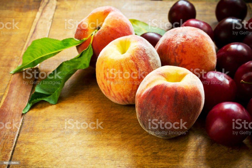 Fresh fruit foto de stock royalty-free