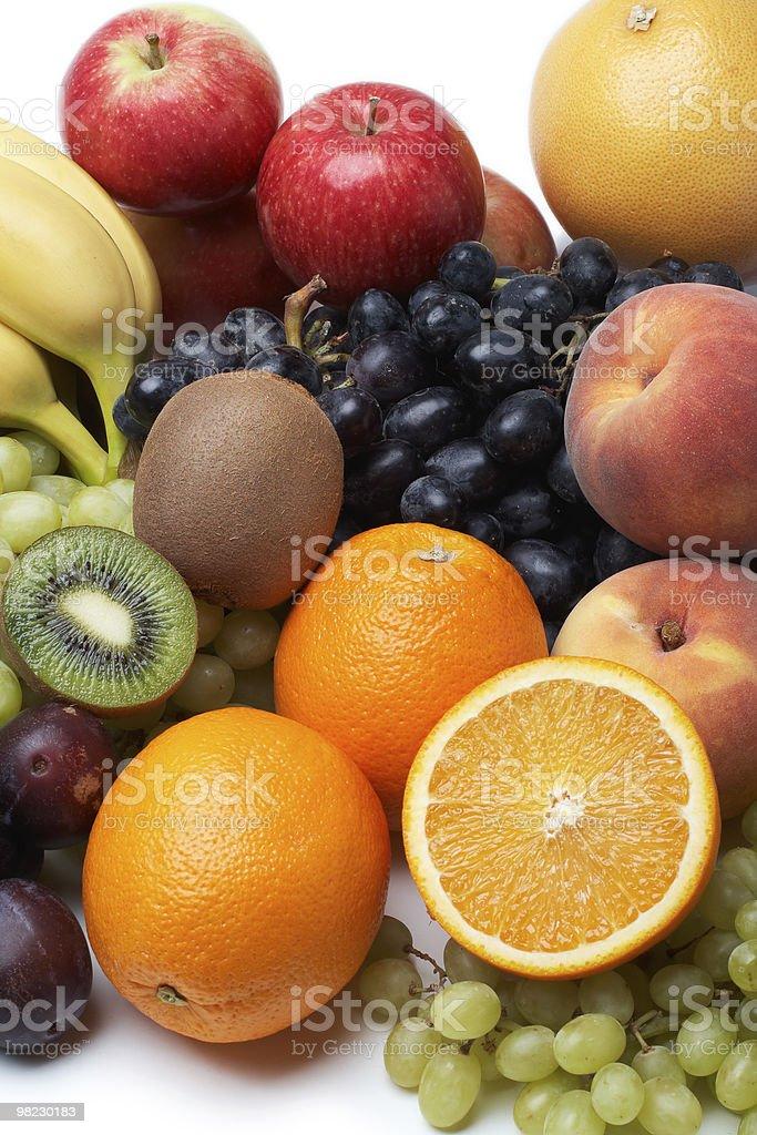 신선한 과일. royalty-free 스톡 사진
