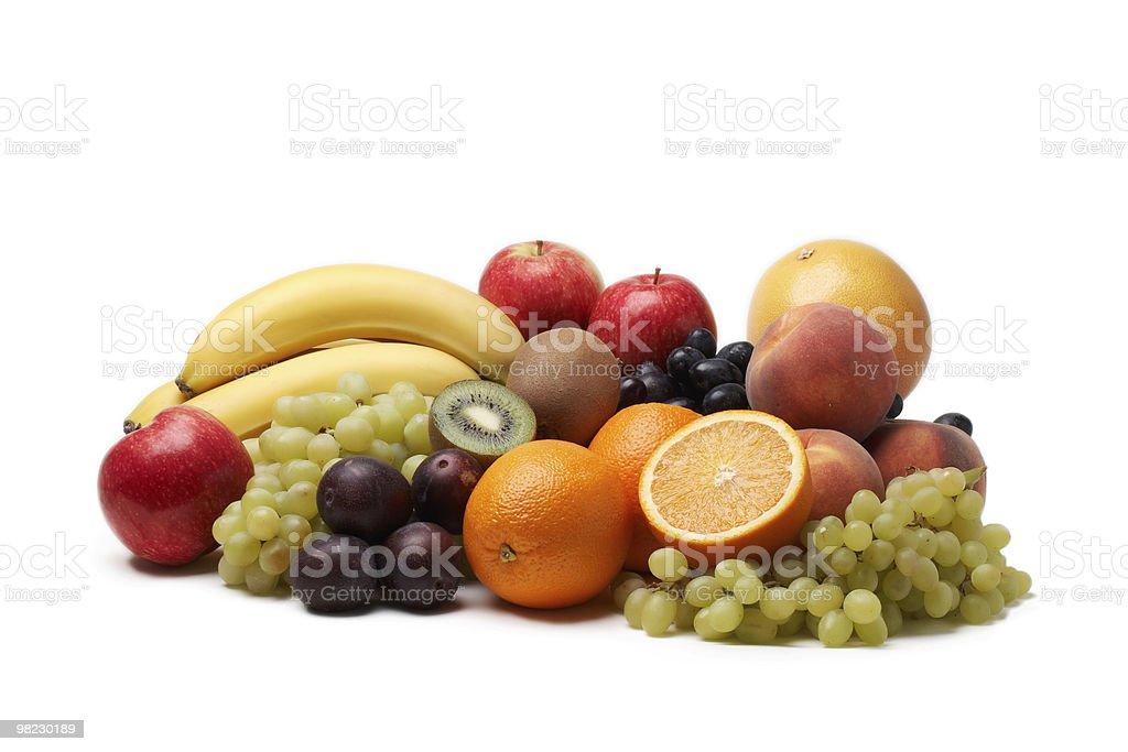 Frutta fresca. foto stock royalty-free