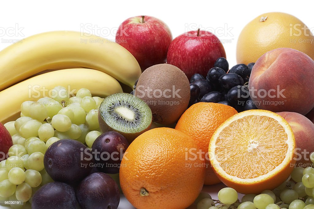 Fresh fruit. royalty-free stock photo