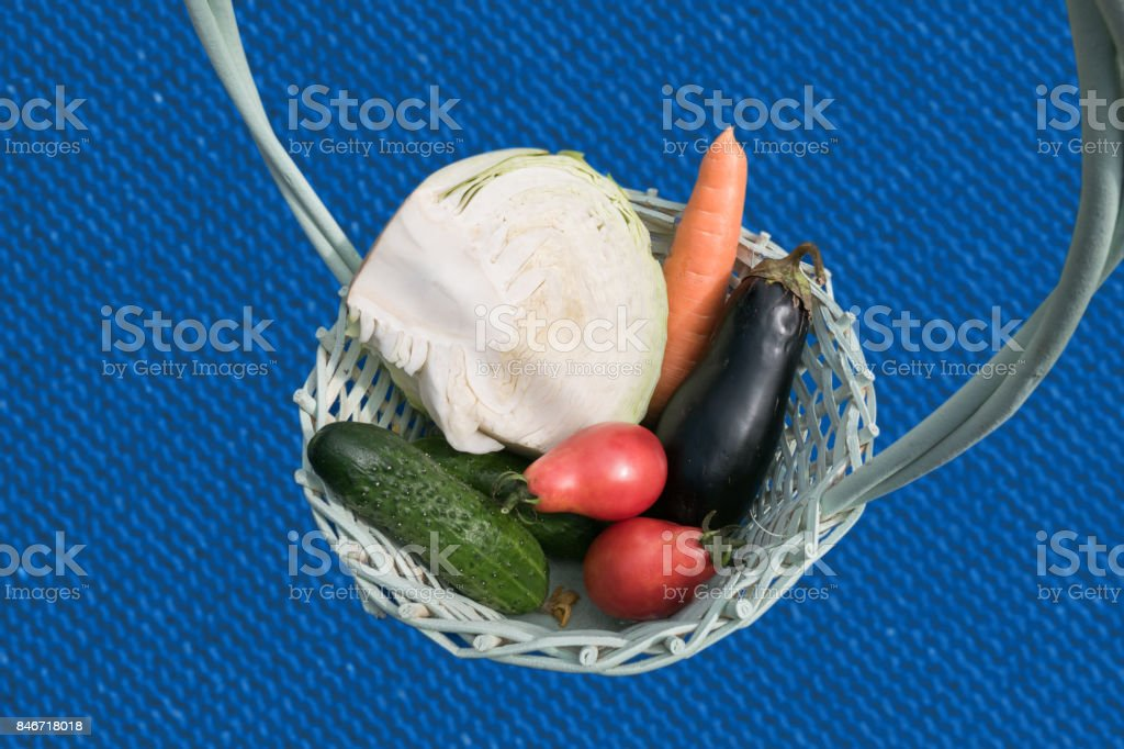 fresh fruits of the autumn harvest in the harvest festival stock photo