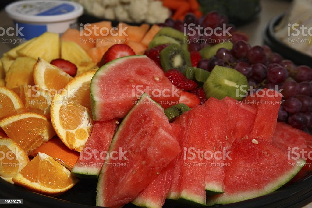 fresh fruits royalty-free stock photo