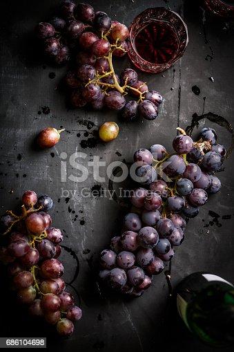 istock Fresh grape 686104698