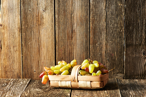 Fresh Grapes Stock Photo - Download Image Now