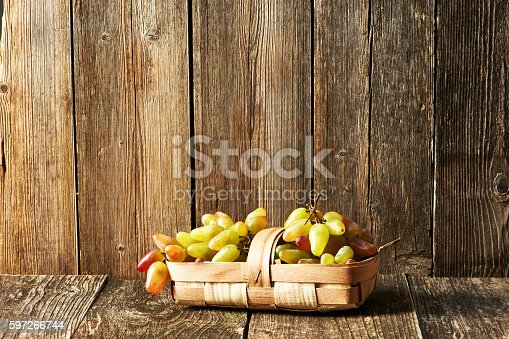 Fresh Grapes Stock Photo & More Pictures of Berry Fruit