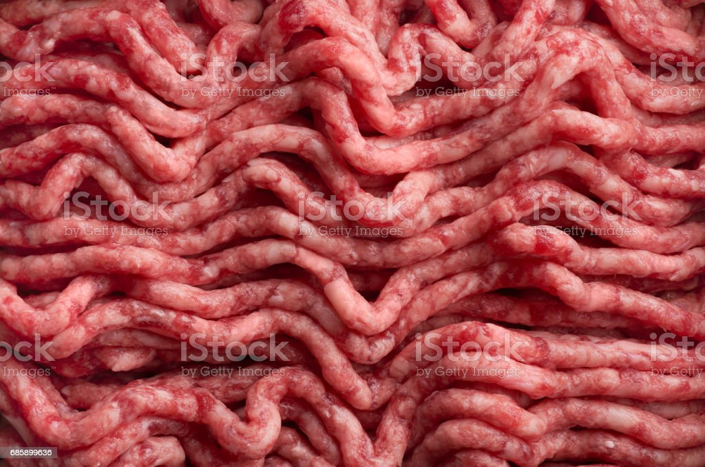Fresh homemade forcemeat royalty-free stock photo