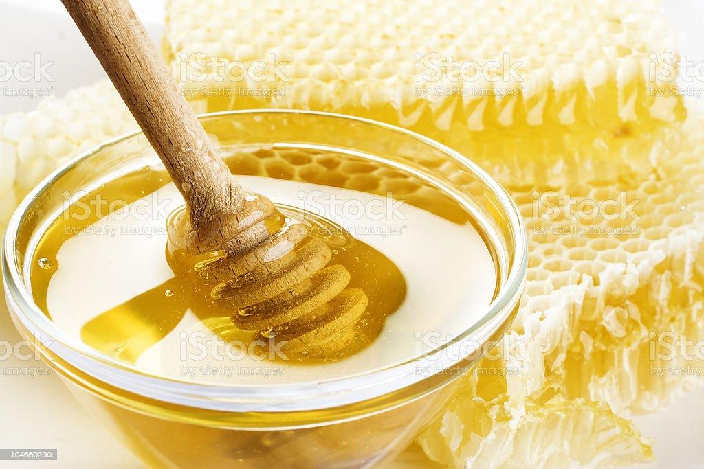 Frischer Honig – Foto