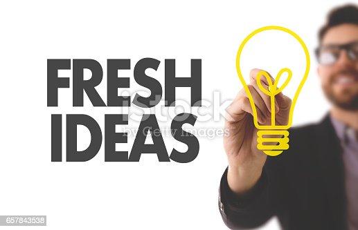 istock Fresh Ideas 657843538