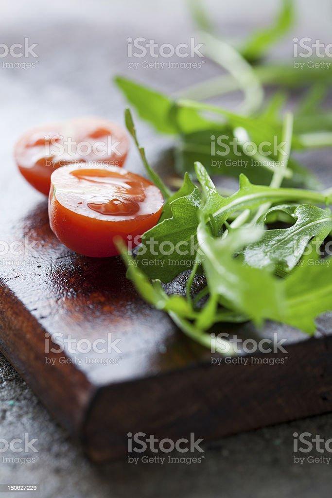 fresh ingredients royalty-free stock photo