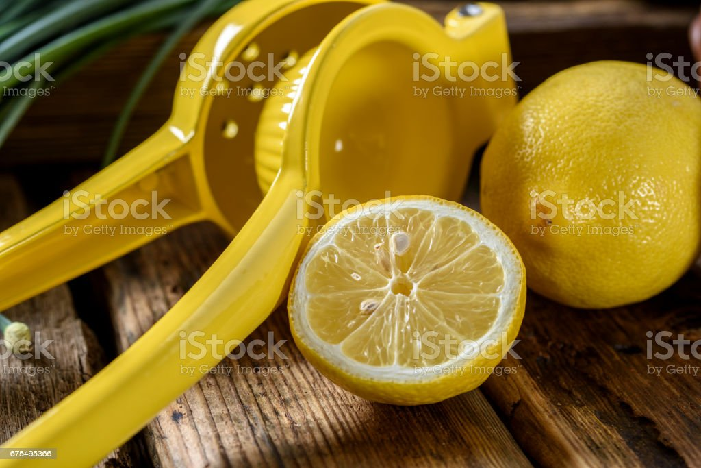 Taze limon royalty-free stock photo