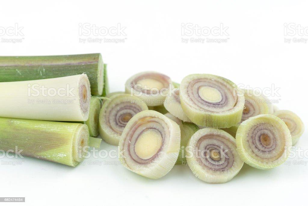 Fresh Lemongrass Стоковые фото Стоковая фотография
