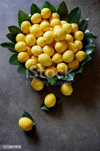 Lemons give flavor to baked goods, sauces, salad dressings, marinades, drinks, and desserts, and they are also a good source of vitamin C.