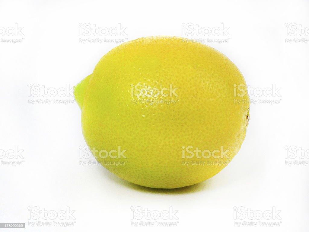 Fresh limes stock photo