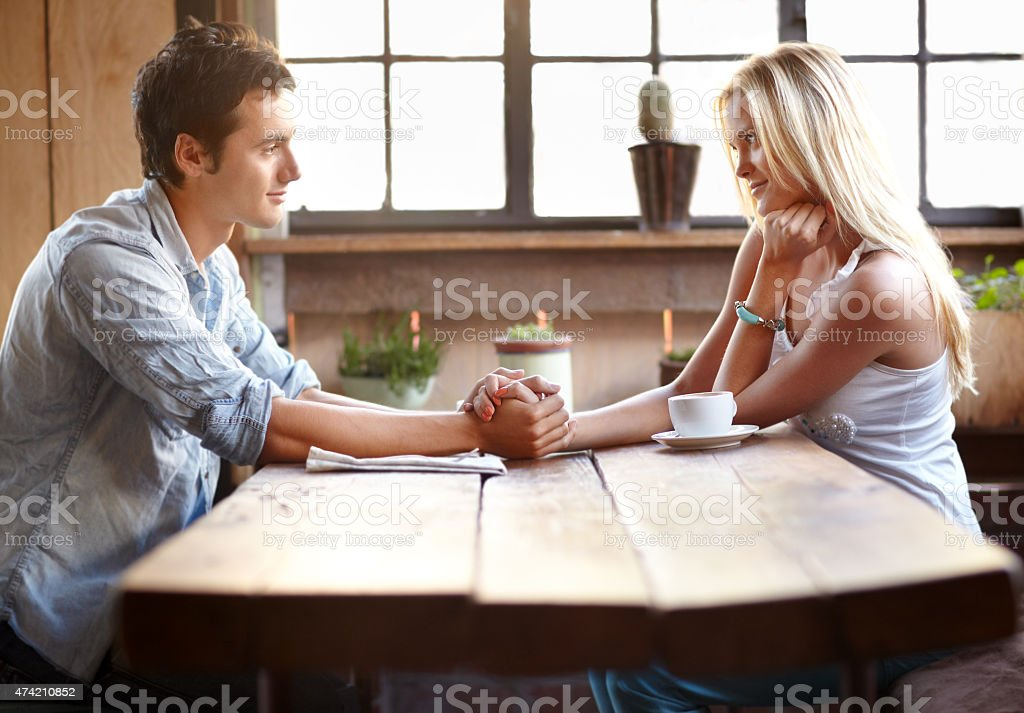 Fresh love stock photo