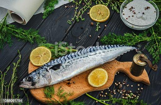 Food, Seafood, Cooking, Fish, Mackerel