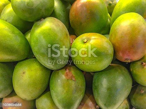 Fresh mango at fruit market