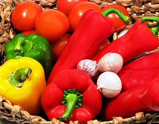Frische natürliche, gesunde Speisen – Foto