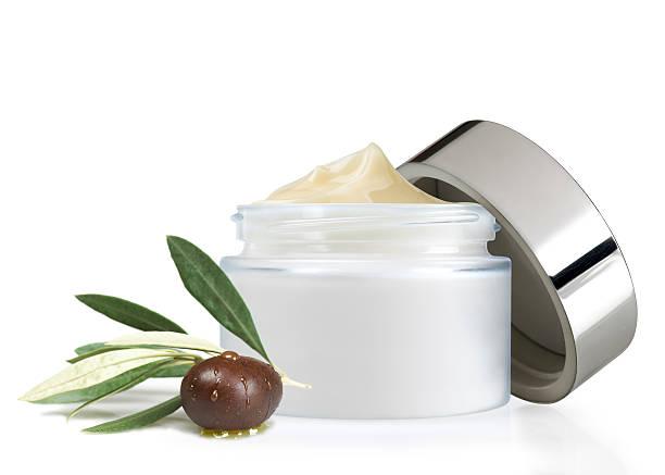 Olivenöl face cream – Foto