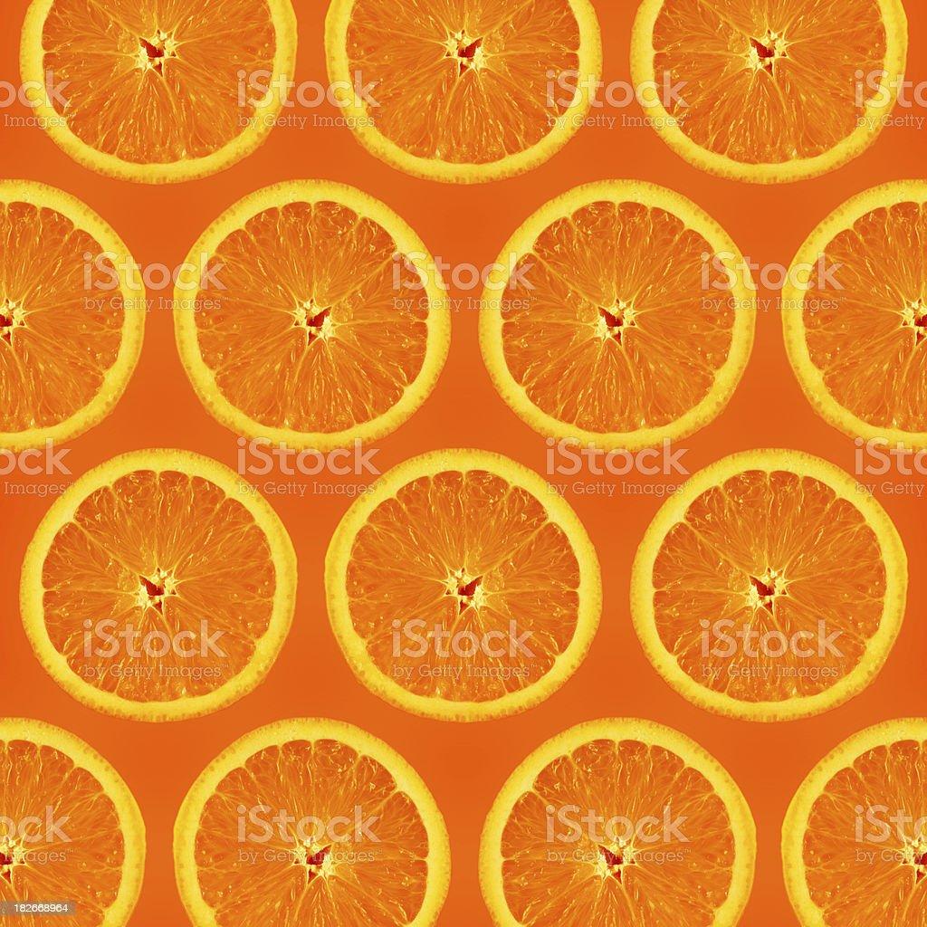 Fresh Orange Background royalty-free stock photo