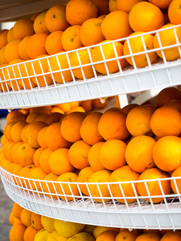 터키에서 거리 시장에 신선한 오렌지 과일 0명에 대한 스톡 사진 및 기타 이미지