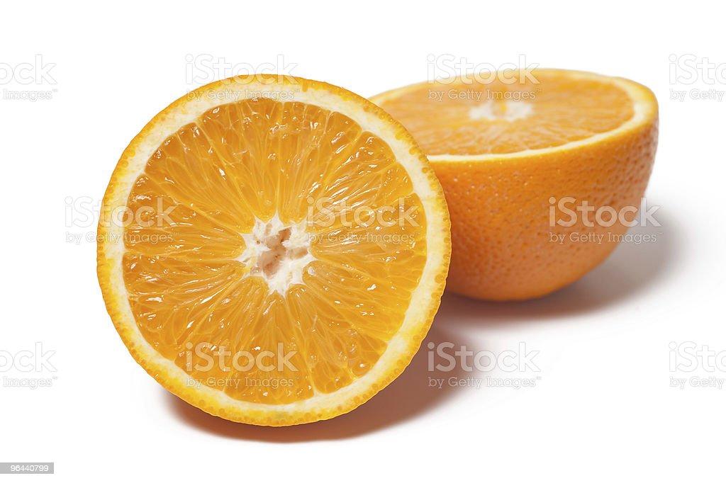 fresh oranges - Royalty-free Citrusvrucht Stockfoto