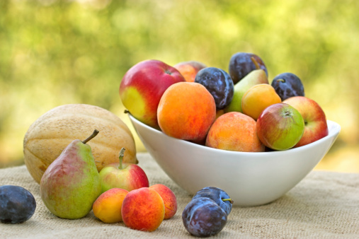 istock Fresh organic fruits 476358669