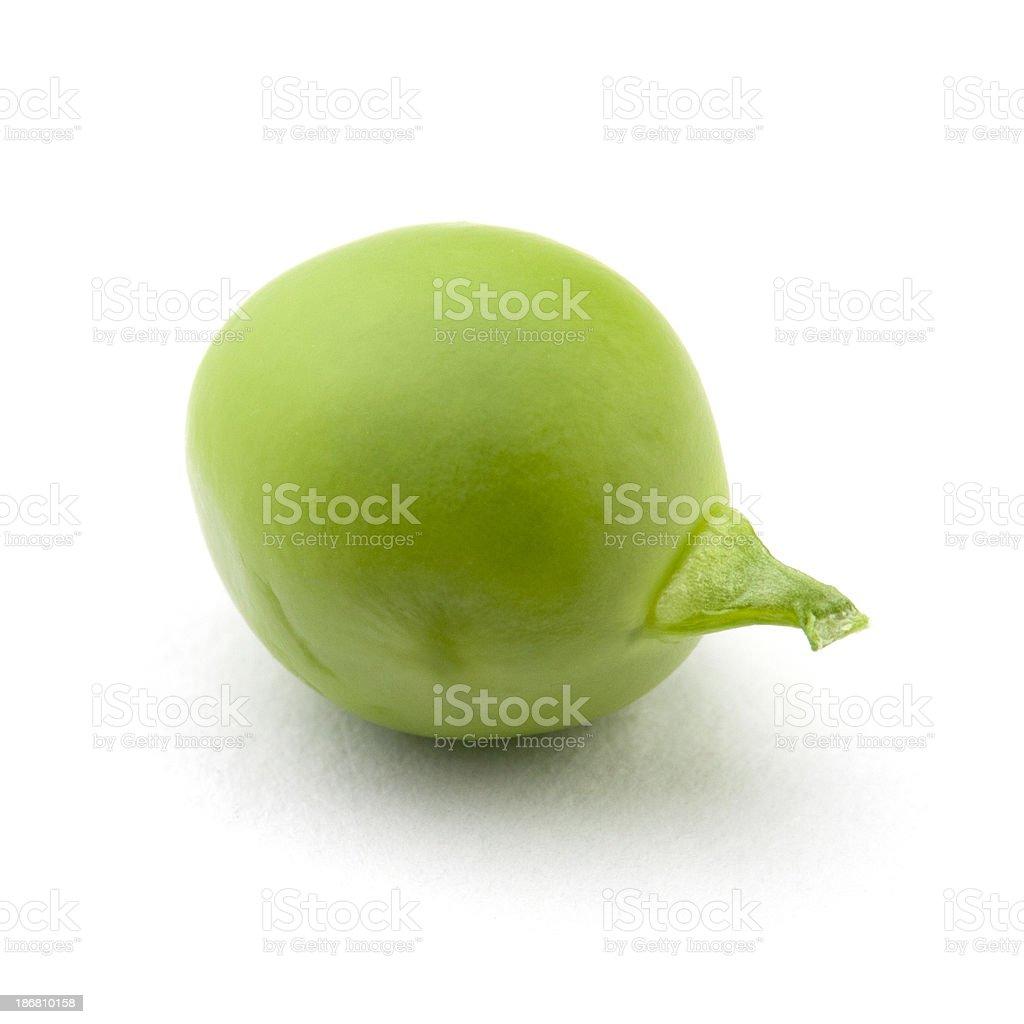 Fresh pea royalty-free stock photo