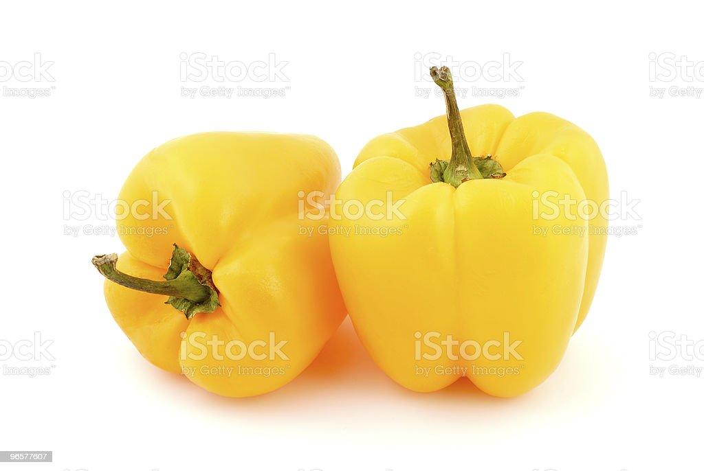 Fresh peppers vegetable - Royalty-free Afbeelding Stockfoto