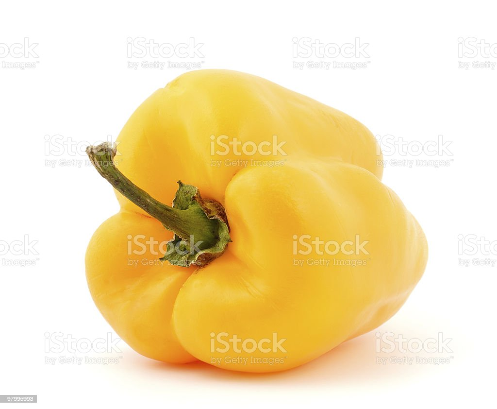 Fresh peppers vegetable royalty-free stock photo
