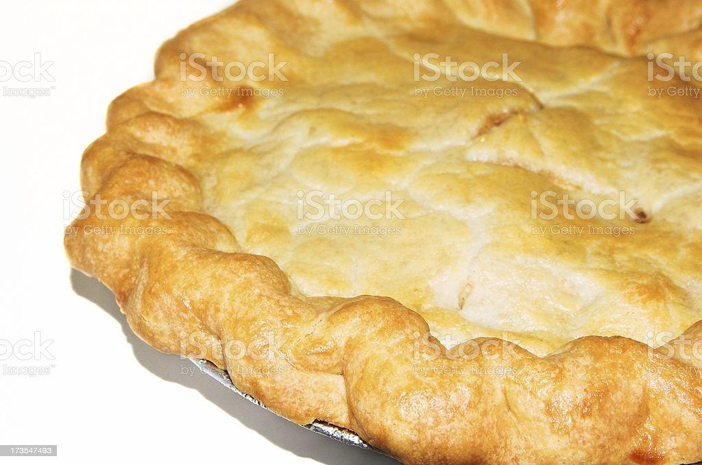 Fresh Pie royalty-free stock photo