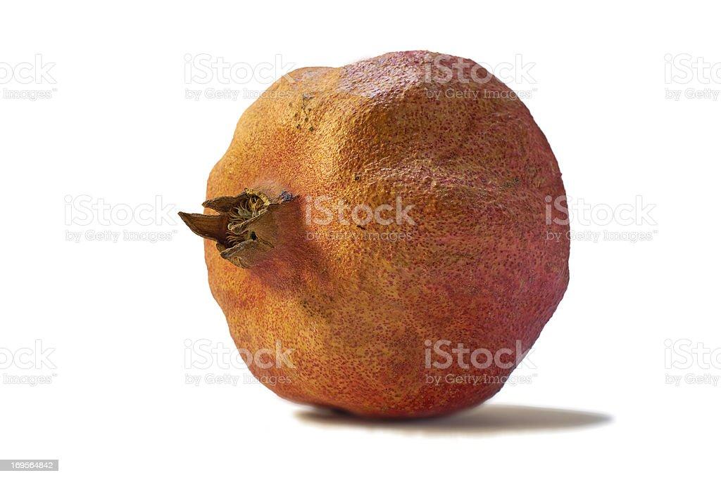 Frische pomergranate – Foto