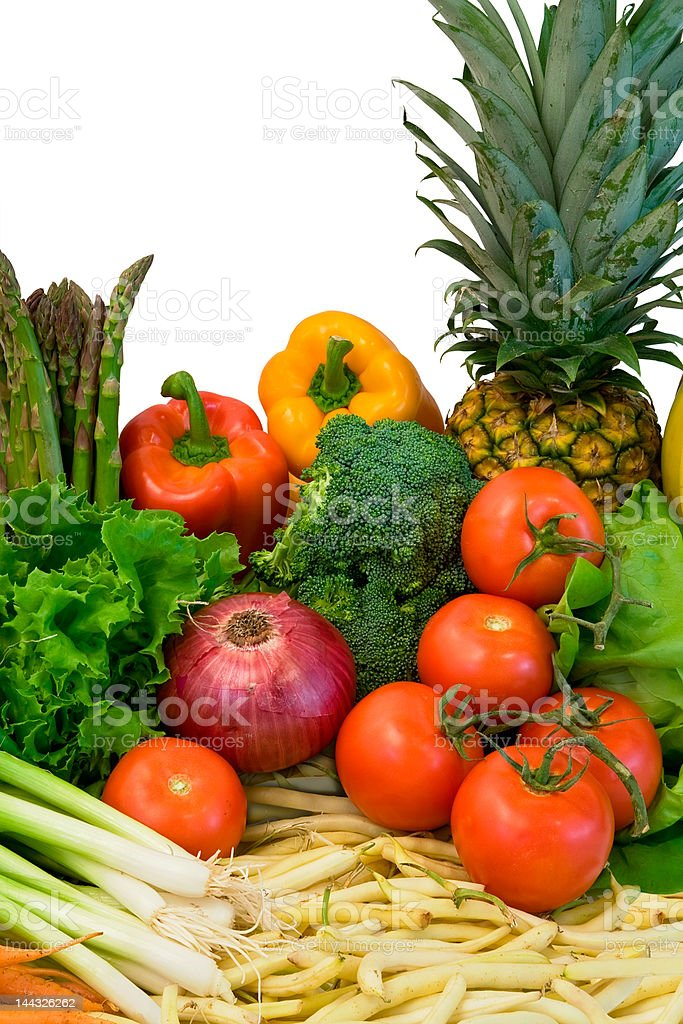 Fresh Produce royalty-free stock photo