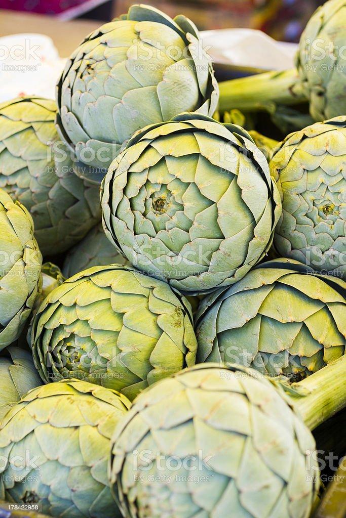 Fresh produce royalty-free stock photo