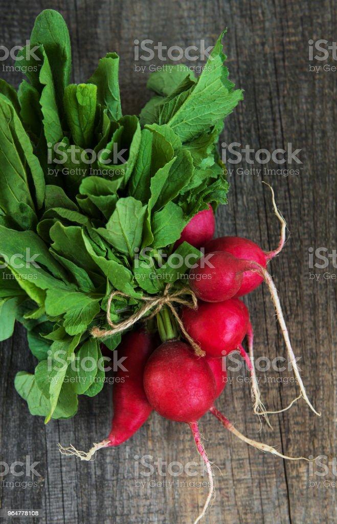 Fresh purple redish royalty-free stock photo