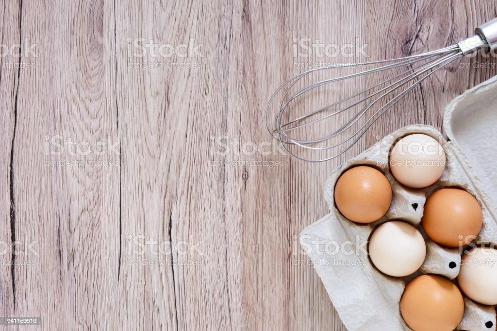 brown v white eggs
