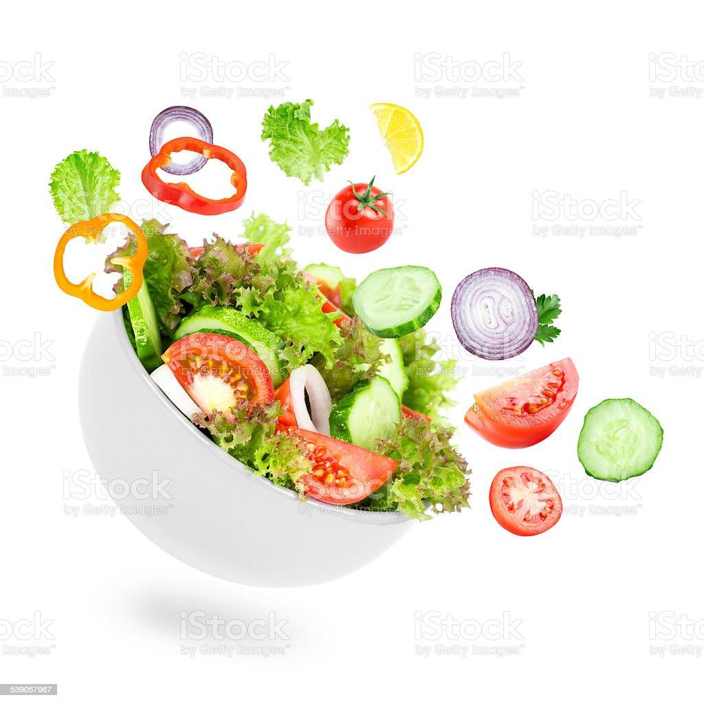 Frischer Salat – Foto